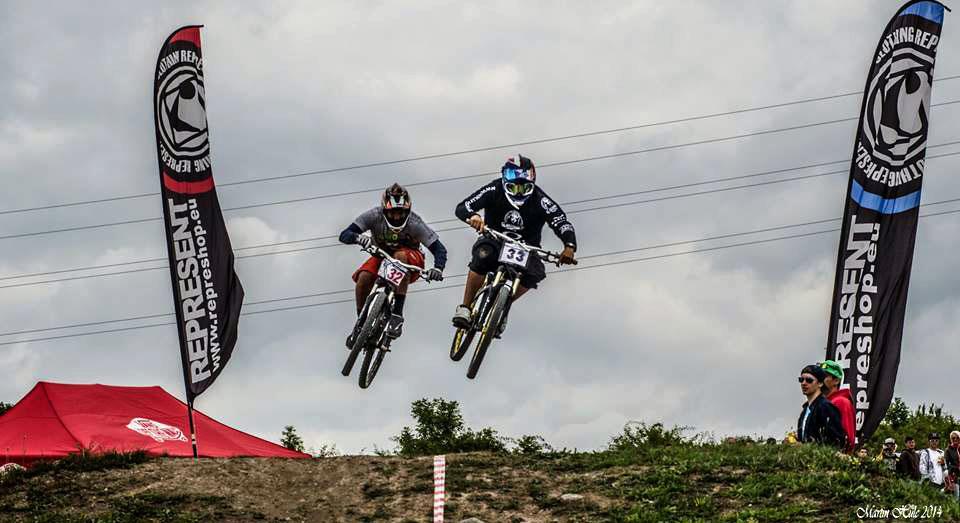 GHOST 4X a Dual CUP Mladá Boleslav Jump Jump