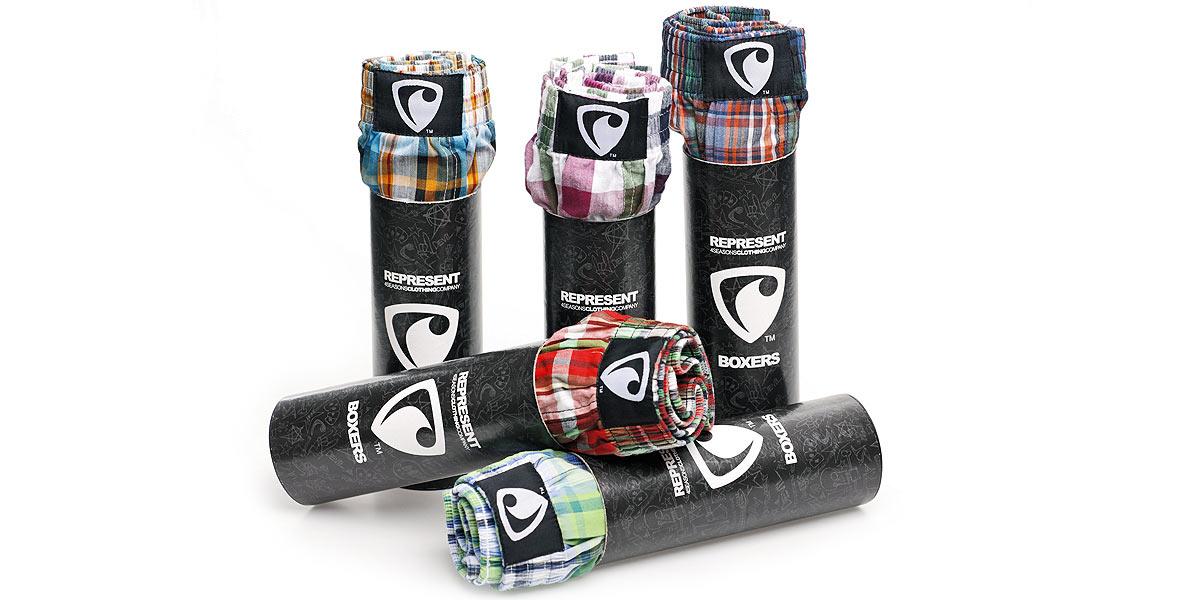 Boxerky Represent Classic - výprodej