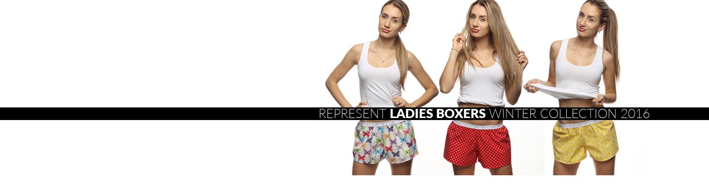 Nové dámské boxerky právě na Represhop.eu