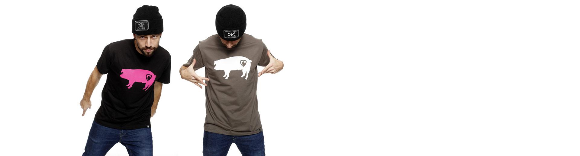 Pánské triko Represent PIG