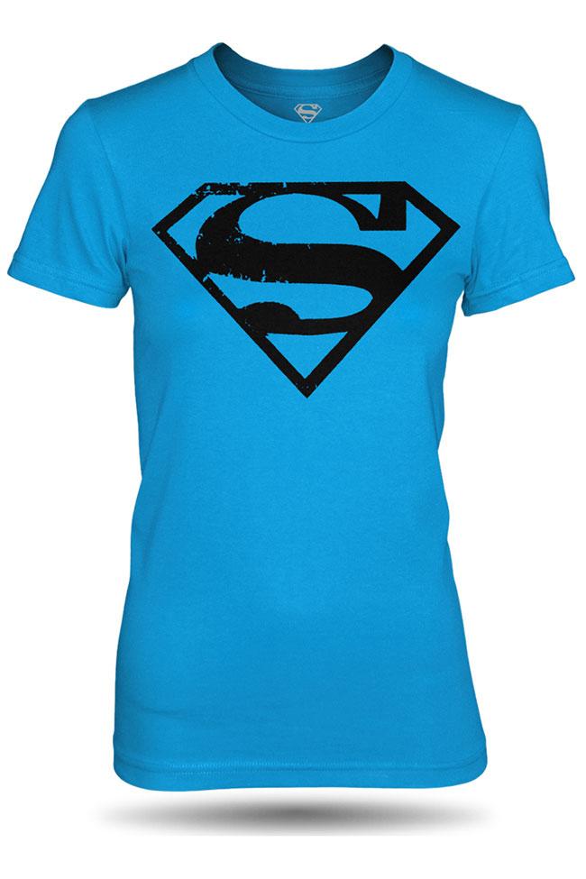 Tričko s krátkým rukávem GEEK Superman Simple 2b95bcd409